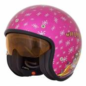 Casque jet enfant AFX FX-142Y Rocket Girl- YL