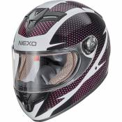 Nexo City XS White / Pink Design