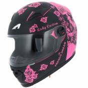 Casque Astone GT2 - LADY CUSTOM PINK